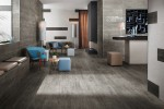 Porcelain Tile Axi Grey Timber Strutturato 60x60x2
