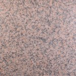 Granite tile -red -flamed - G562 60x60x2
