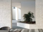 Decorative Marble Stone Pure White 10x40 PRESALE