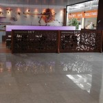Granite tile - grey - polished - G603 60x60x1,5