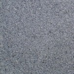 Granite tile - dark grey - flamed - G654 60x60x1,5