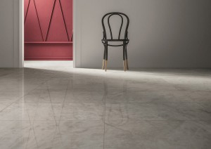Polished Porcelain Tile Marble Lab Quarzo Greige 60X60x08cm