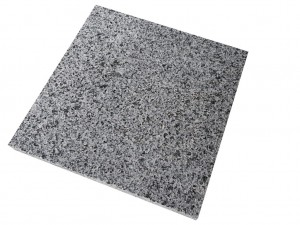 Flamed Granite Tile Dark Grey New G654 60x60x2