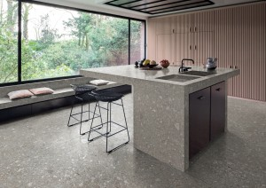 Spiek kwarcowy The Top Marazzi Ceppo di Grey 324 cm x 162 cm x 1,2cm