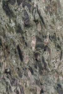 Large Format Porcelain Slab Brazilian Granite Verde Floresta 2cm