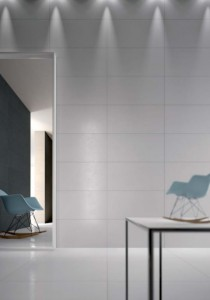 Porcelain Tile White 120 cm x 60 cm x 1 cm Second Choice