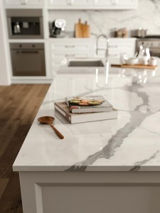 Large Format Porcelain Slab Statuario Supremo Natura Vein  324 cm x 162 cm x 1,2cm polished