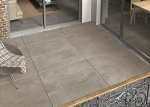 Porcelain Tile Urban Ivory 120x60x0,8cm Second Choice