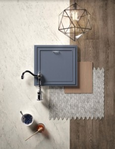 Large Format Porcelain Slab Atlas Plan Carrara Pure 324x162x1,2cm