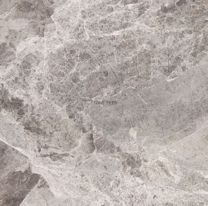 Polished marble tile Tundra Grey 61x40,5x1,2cm