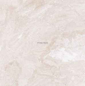 Marble satin mat tile Coffe White 61x40,5x1,2 cm