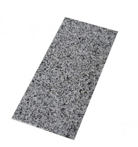 Granite tile - flamed - Dark Grey New G654  30,5x61x1  (1)